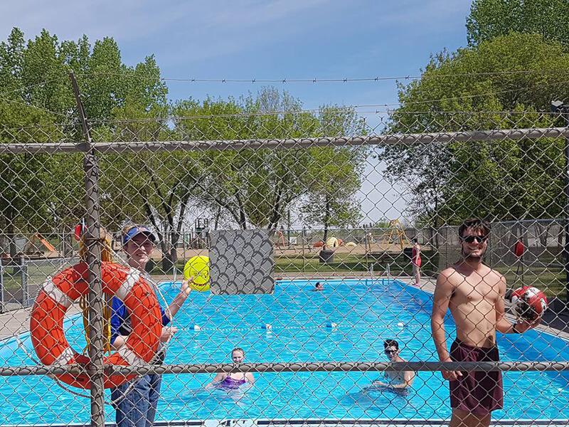 Evraz Pool